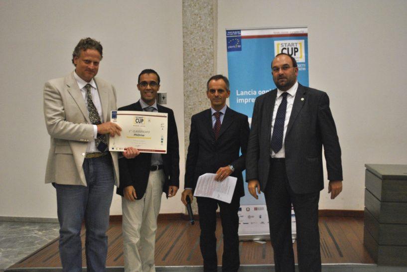Premio Start Cup 2012