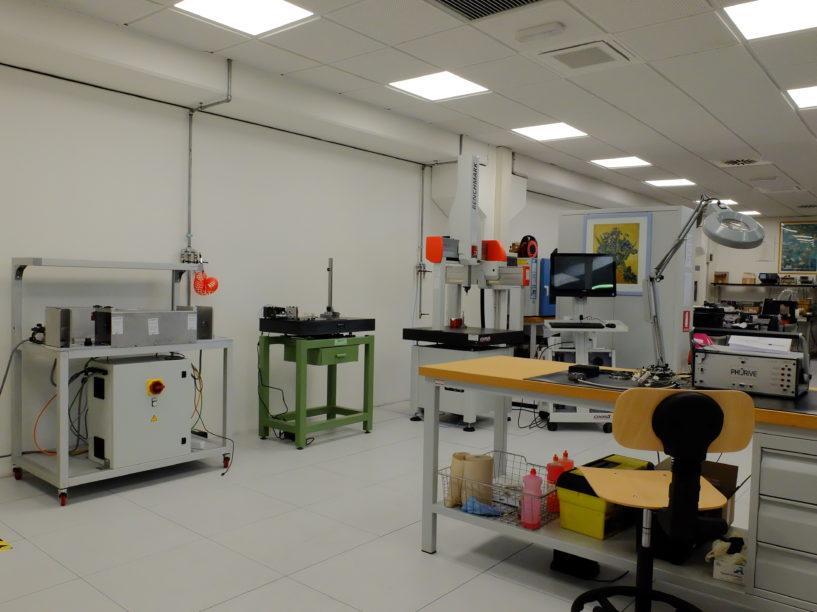 Laboratorio Phi Drive