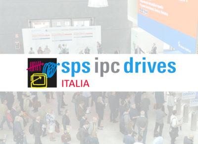 Icona della fiera dell'automazione di Parma SPS