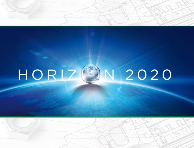 Icona del progetto H2020