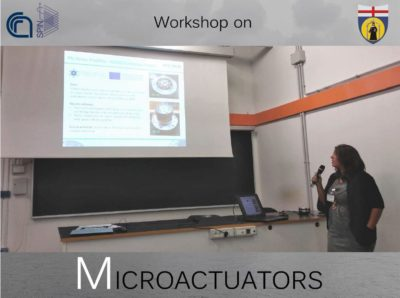 Picture workshop actuators 2018