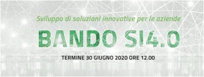 Bando Soluzioni Innovative 4.0